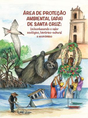 3f1140aef3ba Com mais de 39 mil hectares de árvores, animais e fontes naturais, a APA de  Santa Cruz compreende três importantes municípios do Estado: Itamaracá, ...